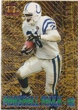 Carte collezionabili football americano singoli indianapolis colts