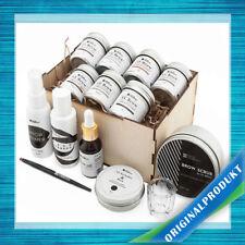 "Dauerhaftes Make-up großes Kit ""CC Brow Henna by Lucas Cosmetics"" Set Nr.2"