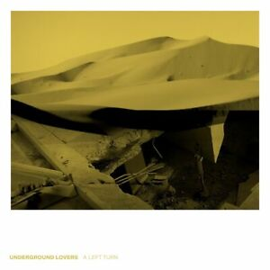 Underground Lovers - A Left Turn VINYL LP