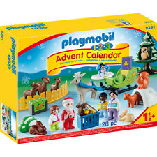 Playmobil 123 Advent Calendar 2019 Christmas in the Forest - 9391