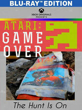 ATARI: GAME OVER (Steven Spielberg) - BLU RAY - Region Free - Sealed