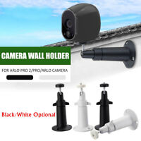 2x Ceiling Wall Mount Stand Bracket Adjustable For Arlo Pro 2 Security Camera