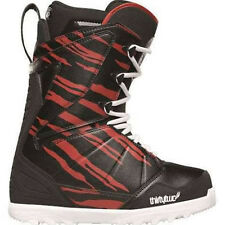 ThirtyTwo Men Lashed Crab Grab Snowboard Boots (9) Black / Red / White