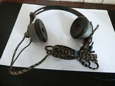 ANCIEN CASQUE ECOUTEUR POSTE DE RADIO TSF ref B