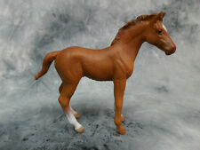 CollectA NIP * Standing Thoroughbred Foal * #88671 Model Horse Toy Figurine