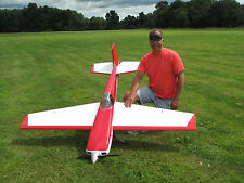 EDGE 540  80 inch Wingspan  Laser-Cut Short-Kit  RC Aircraft 30-50 cc Engines