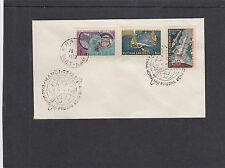 Vietnam 1962 Vostok II & IV Space Flights  First Day Cover FDC Hanoi special pmk