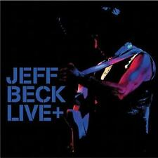 JEFF BECK Live+ (Live Album Recorded in 2014) CD NEW