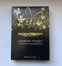 NAPOLEON PERDIS CAMERA FINISH POWDER FOUNDATION N1 IVORY IDOL 13.5g New  $69.00