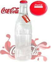 35CM  Giant Coca Cola SAVINGS NOVELTY MONEY BOX FUN ADULTS MONEY BOTTLE LOT