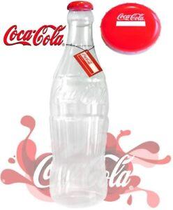 35CM Gigante Coca Cola Ahorros Novedad Caja de Dinero Diversión Adultos Botella