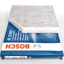 BOSCH Innenraumfilter Aktivkohlefilter AUDI A4 B8 A5 Q5 8R PORSCHE MACAN