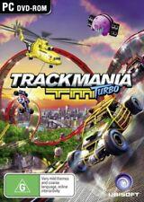 Trackmania Turbo PC Game NEW