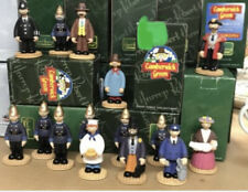 More details for robert harrop camberwick green set of 15 ornaments limited edt.
