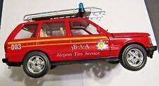 Burango Land Rover 2001 BAA Airport Fire Service Vehicle