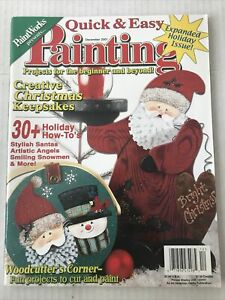 QUICK AND EASY PAINTING   (MAGAZINE)        DECEMBER 2001              41