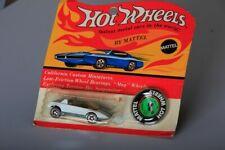Hot Wheels 1970 Jack Rabbit Redline Special on blister card white w blue stripe