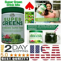 Organifi Green Juice - 50 Organic Superfood Supplement Powder -2022 Exp