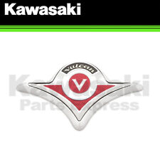 NEW 2006 - 2017 GENUINE KAWASAKI VULCAN 900 WINDSHIELD EMBLEM KIT 56052-0851
