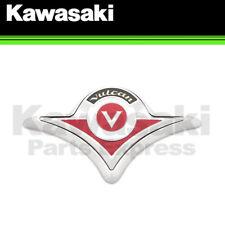 NEW 2006 - 2019 GENUINE KAWASAKI VULCAN 900 WINDSHIELD EMBLEM KIT 56052-0851
