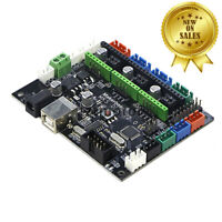 MKS DLC GRBL 3D Printer Motherboard Controller Board Compatible with CNC Shield