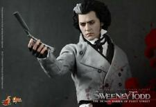 Sweeney Todd Head Sculpt 1/6th Action Figure Body HOTTOYS PVC