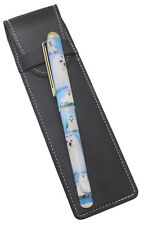 More details for maltese breed of dog themed pen with pen case perfect gift