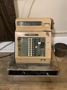 Vintage Sweda cash register