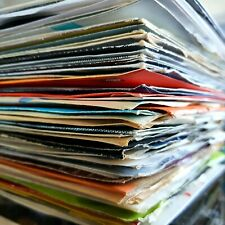 """Choose 7 Of Your Favourite 7"""" Records From List 1 -  A to F - FREE UK SHIPPING"""