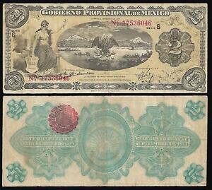 Mexico - Veracruz - Two Peso Note - 1915 - S1103 - VF or better