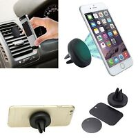 Universal Magnetic In Car Vent Mount Holder For HTC 10 One A9 One M9 One M8s M8