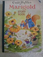 "Rare Enid Blyton ""Marigold"" Story Book Vintage Hardback 1954"