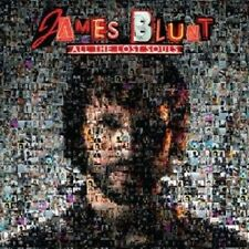 """JAMES BLUNT """"ALL THE LOST SOULS"""" CD NEW"""