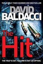 The Hit by David Baldacci (Paperback, 2013)-9781447225324-G067