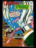 Strange Adventures #210 FN 6.0 Tongie Farm Collection Deadman!