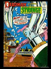 Strange Adventures #210 FN 6.0 tongie Ferme Collection DC Comics