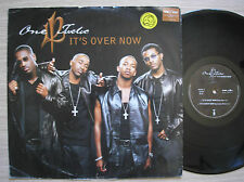 112 (ONE TWELVE) feat. NOTORIOUS B.I.G. - IT'S OVER NOW - MAXI-SINGLE 12""