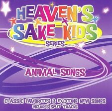 Heavens Sake Kids : Animal Songs CD
