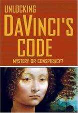 DVD VIDEO Mystery? Conspiracy? UNLOCKING DAVINCI'S CODE
