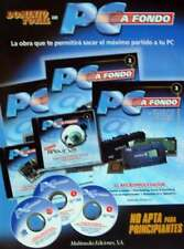 PC A FONDO - 5 VOL. COMPLETO - 50 FASCÍCULOS + TAPAS + 49 CD-ROM - WIN. 95 / 98