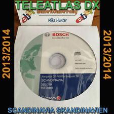 Cartographie DX Scandinavia Scandinavie 2014 Mercedes Sat Nav Disc Navigation CD