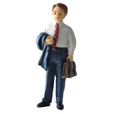 Poly resin Dolls house figure  Mr Sherwood
