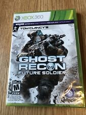 Tom Clancy's Ghost Recon: Future Soldier Xbox 360 Brand New Sealed ES