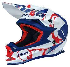 UFO Kids Youth Motocross Helmet Onyx 2019 Esan Small 49-50cm