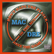 Mac Dre - Don't Hate The Player Hate The Game [PA]  CASSETTE TAPE SEALED NEW