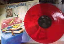 Marillion - Fugazi red vinyl lp, Czech only, unplayed, very rare