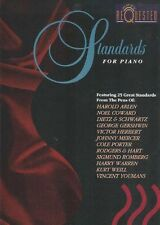 MOST REQUESTED STANDARDS FOR PIANO-MUSIC BOOK-BRAND NEW ON SALE-KEYBOARD RARE!!