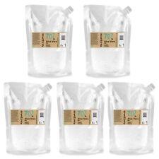 Naissance Gel d'Aloe Vera - 5kg (5 x 1kg) - Gel hydratant corps, Grossiste