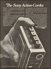 1973 Vintage ad for SONY Tape Recorders`Retro Product Photo(041317)
