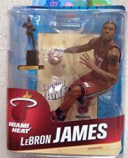 McFarlane Collectors, LeBron James #6 Forward Figurine, NBA Series 24 - Rare!